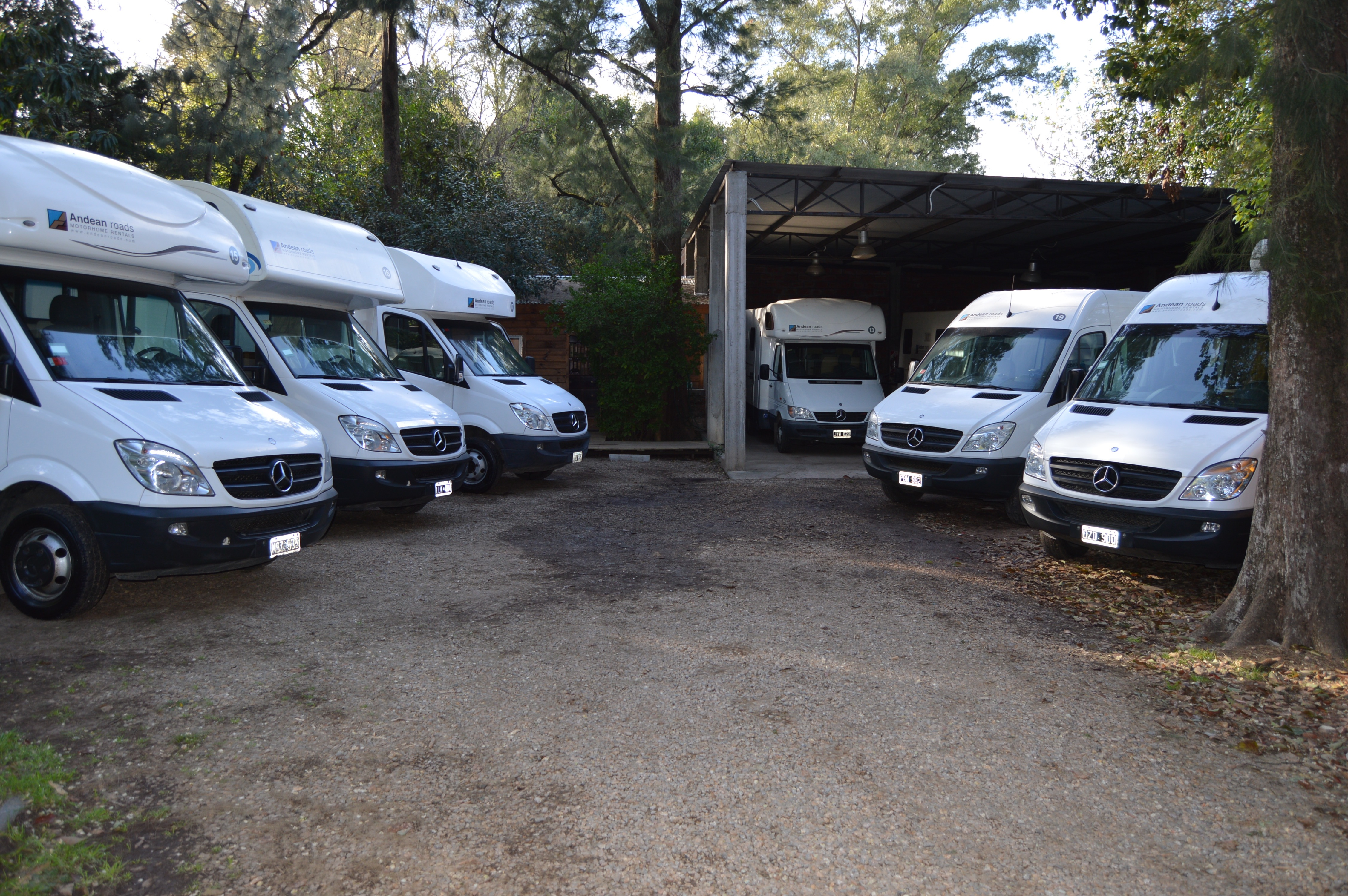 Motorhome Group Tours